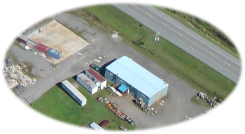 Aerial Picture of Monast shop